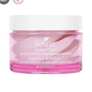 BOSCIA Tsubaki Swirl deep hydration moisturizer